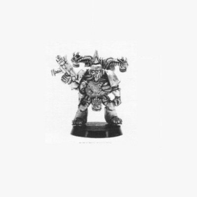 Chaos Space Marine Death Guard 1993