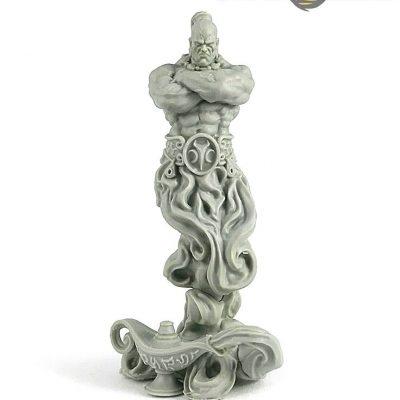 Djinn (Zealot Miniatures)