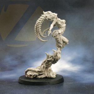 Fire Elemental (Zealot Miniatures)