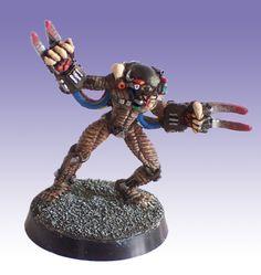 Necromunda Spyrer Hunter Malcadon #1