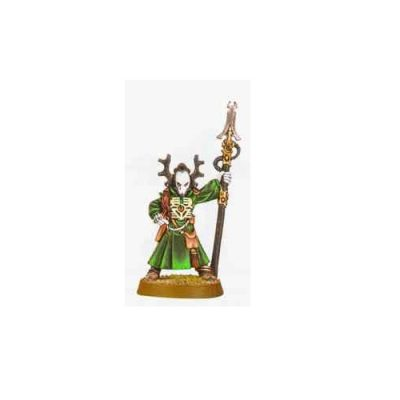 Eldar Warlock with Singing Spear #1 1991