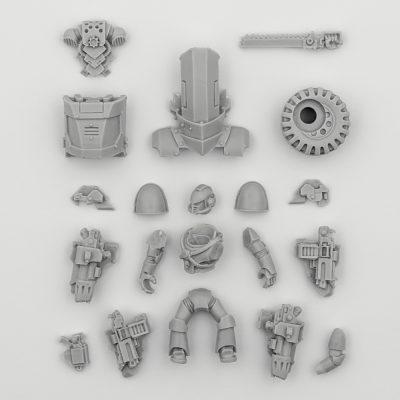 Legion MKIV Outrider Squadron Update Set