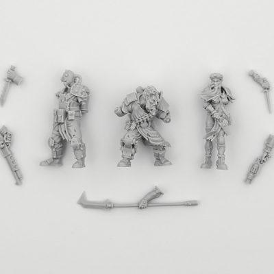 Necromunda Hired Guns