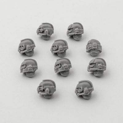 Night Lords Legion Terror Squad Upgrade Pack – Heads