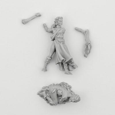 Sling Maiden and Maggot Bearer