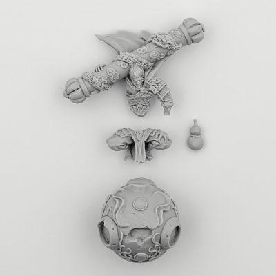 Sun Wukong, the Monkey King (Limbo Miniatures)