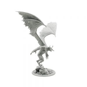 Faceless Great Demon (Zealot Miniatures)