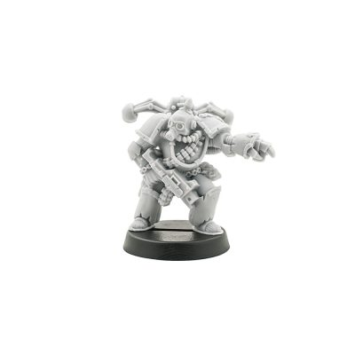 Chaos Space Marine Death Guard Champion #1 1997