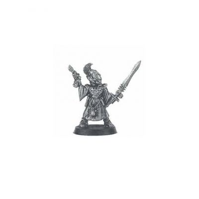Eldar Warlok with Witch Blade #1 1991