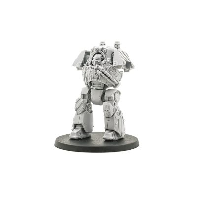 Iron Warriors Legion Contemptor Dreadnout (Body)