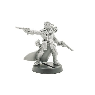 Necromunda Kal Jerico & Scabbs 1996 (Black Library Limited Edition)
