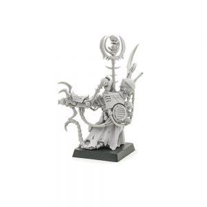 Skaven Arch-Warlock Ikit Claw