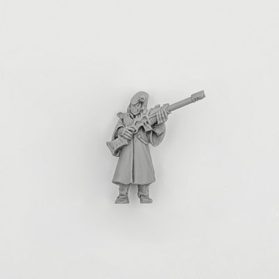 Eldar Scout with Sniper Needle Rifle #4 1991
