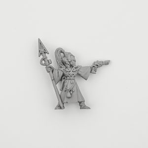 Eldar Warlok with Force Staff #2 1991