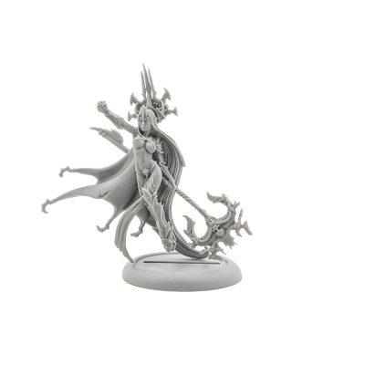 Shiveryah, Sorceress(DE – F)