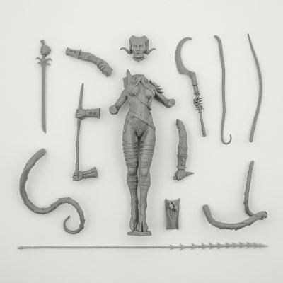Euryalia, Queen of Ker-Ys