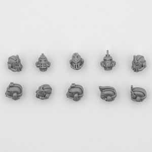 Thousand Sons Mk IV  Heads Upgrade set