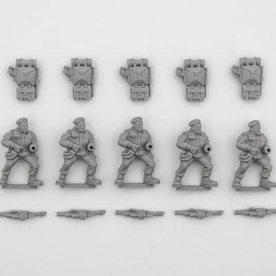 Beret Stormtrooper Squad
