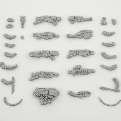Van Saar Weapon Set 1