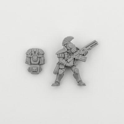 Bauhaus Jaeger Sergeant