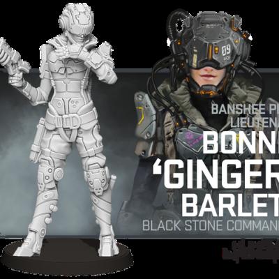 BSC Bonnie 'Ginger' Barlett
