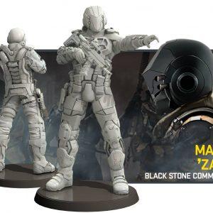 BSC Team Major 'Zack'