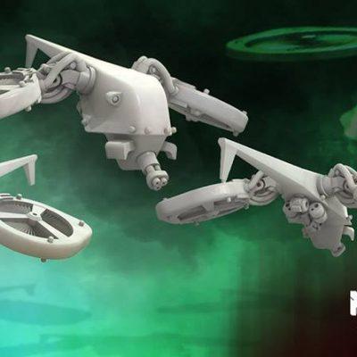 Masamune Drones*5