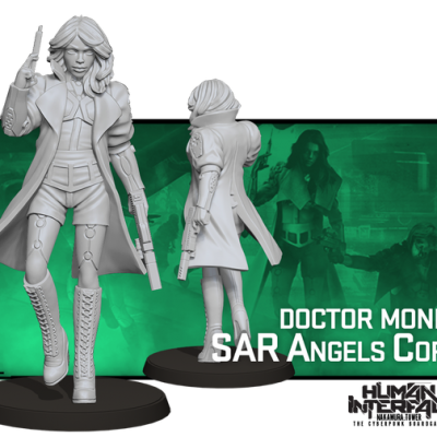 SAR Angels Corp Doctor Monica