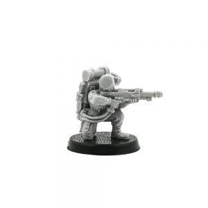 Beret Storm Trooper Kneeling