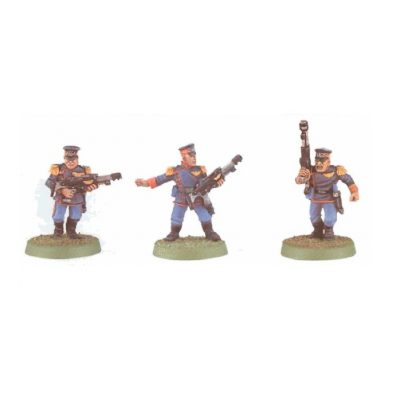 Mordian Iron Guard Set #2