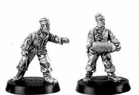 Basilisk Tank Crew 1998