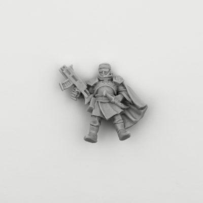Tallarn Desert Raider Lieutenant