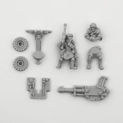 Tallarn Desert Raider Autocannon