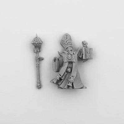 Redemptor Kyrinov, Arch-Confessor