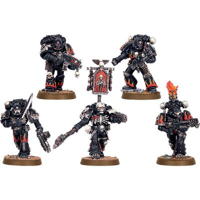 Legion of the Damned Squad