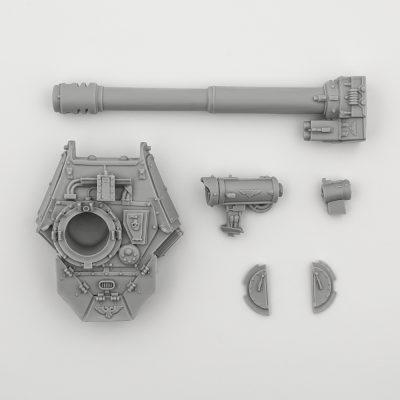 Forgeworld Gryphonne IV Vanquisher Turret