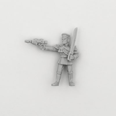 Mordian Iron Guard Sergeant #2