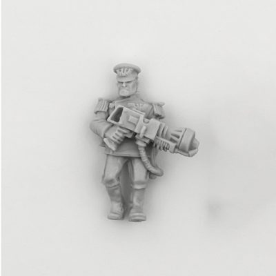Mordian Iron Guard with Flamer