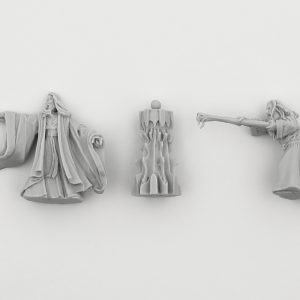 Gandalf & Saruman (Wizards Duel)