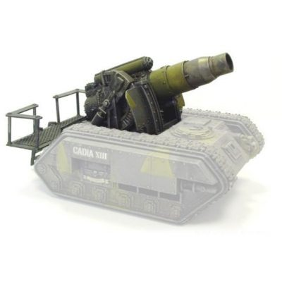 Medusa Self Propelled Heavy Mortar Conversion Kit