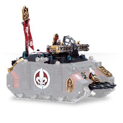 Sister of Battle Immolator Mk II Upgrade Kit