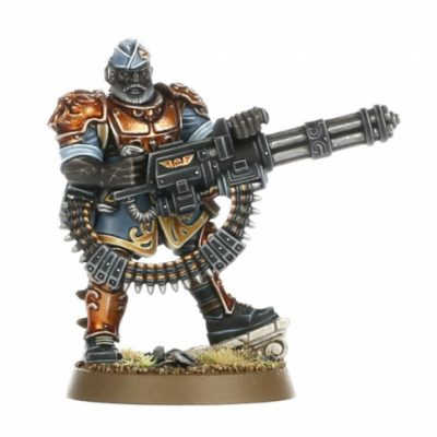 Voidsman with Rotor Cannon (Kill Team)