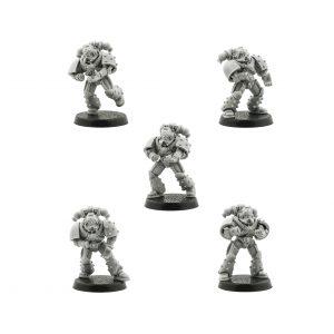 Legion MkV Heresy Armour