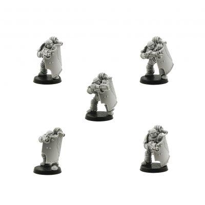 Legion MKIII Breacher Siege Squad