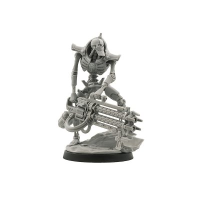 Necron Immortal 54mm from ninthSCV