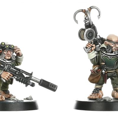 Ratling Twins, Rein and Raus (Blackstone Fortress)