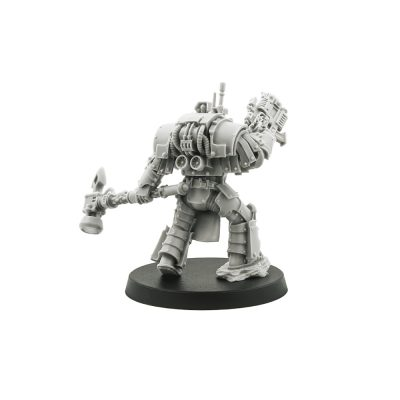 Praetor in Cataphractii Armour (Forge World Limited Edition 2016)