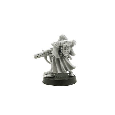Battle Sister with Melta Gun #1