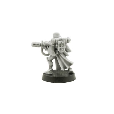 Battle Sister with Melta Gun #2