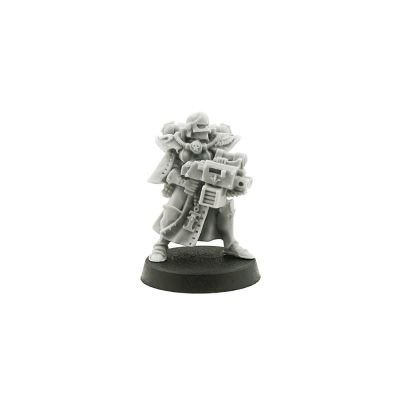 Battle Sister with Storm Bolter #1